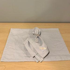 Kate Spade ♠️ New York Larabee Place mat set of 12